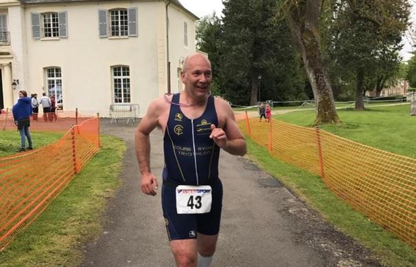 Triathlon de la Bonneville (récit de V Cornet)
