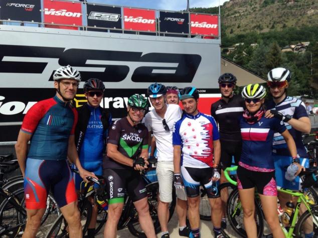 Etape du tour 2017 - Briançon Col de l'Izoard