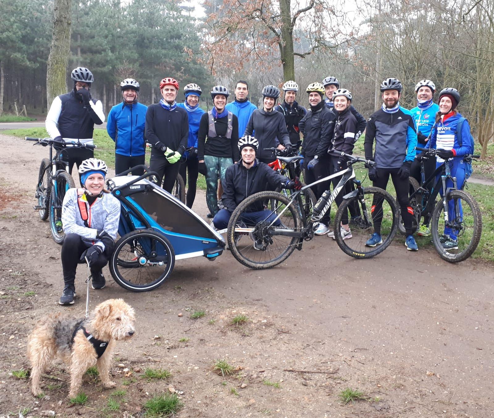 Entrainement Bike & Run