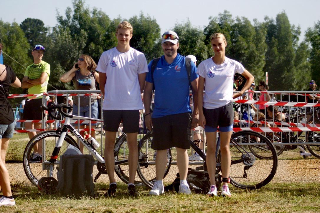 France jeunes triathlon : le mot du coach