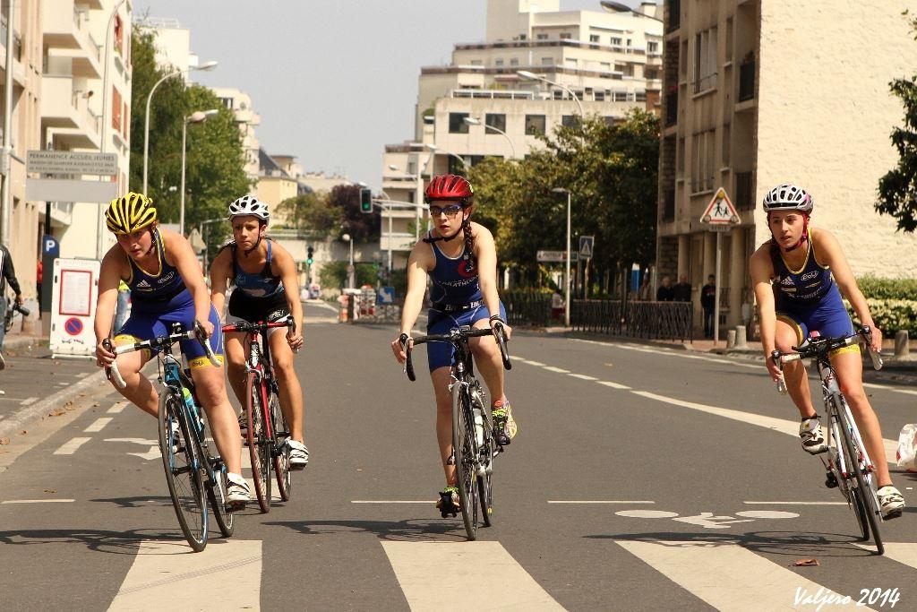 Triathlon Avenir Courbevoie - Merci à tous