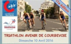 Triathlon Avenir de Courbevoie