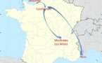 Courbevoie présent aux 3 coins de la France
